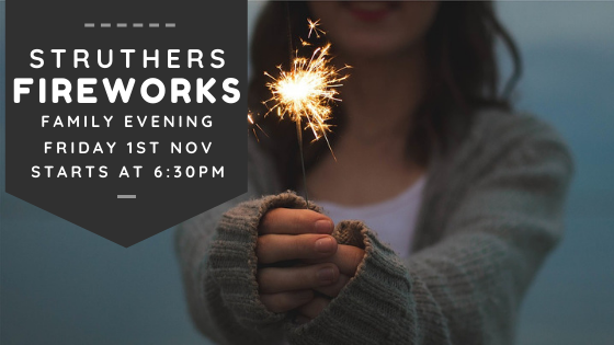 Fireworks Family Evening 2019